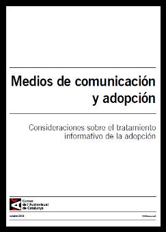 Medios de comunicación y adopción